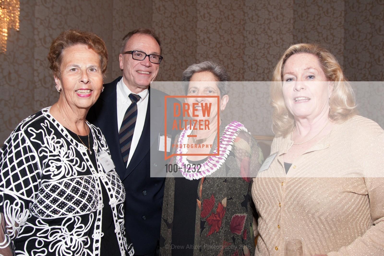 Linda Claridy, Glenn Loomis, Annette Anton, Dedee Sammut, Photo #100-1232