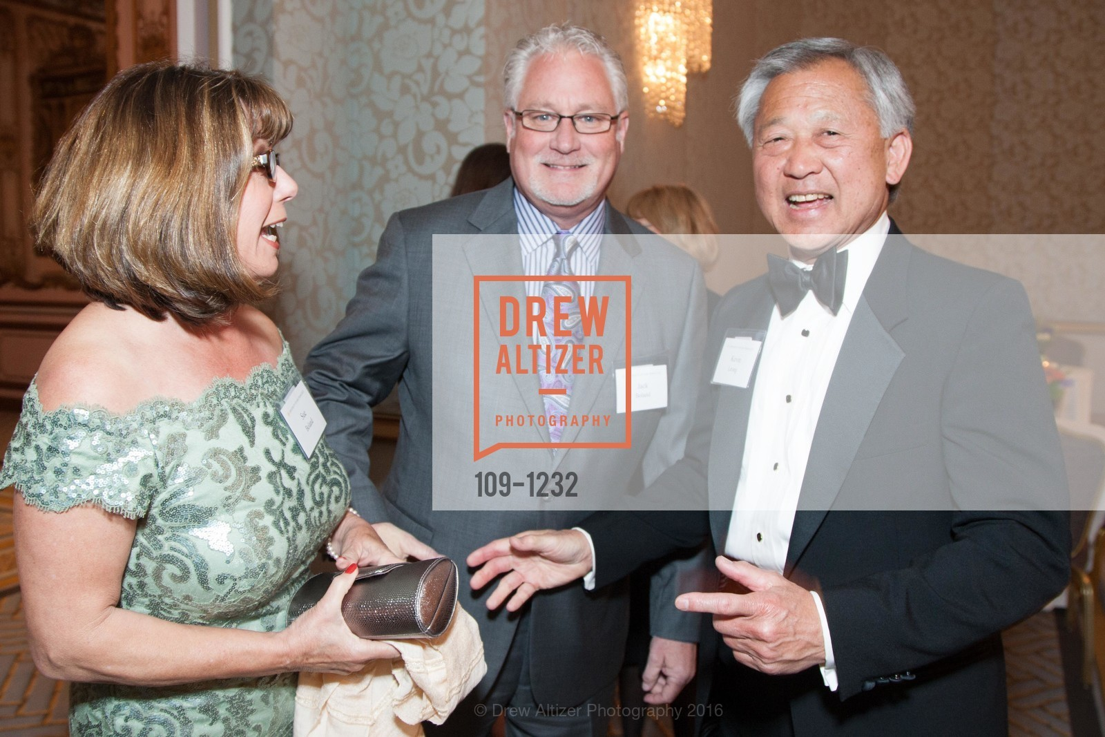 Sue Boland, Jack Boland, Kevin Leong, Photo #109-1232