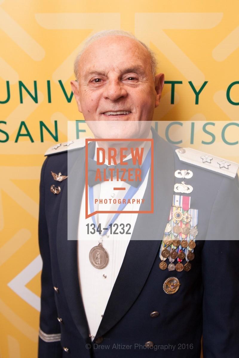 Major General Drennan Tony Clark, Photo #134-1232