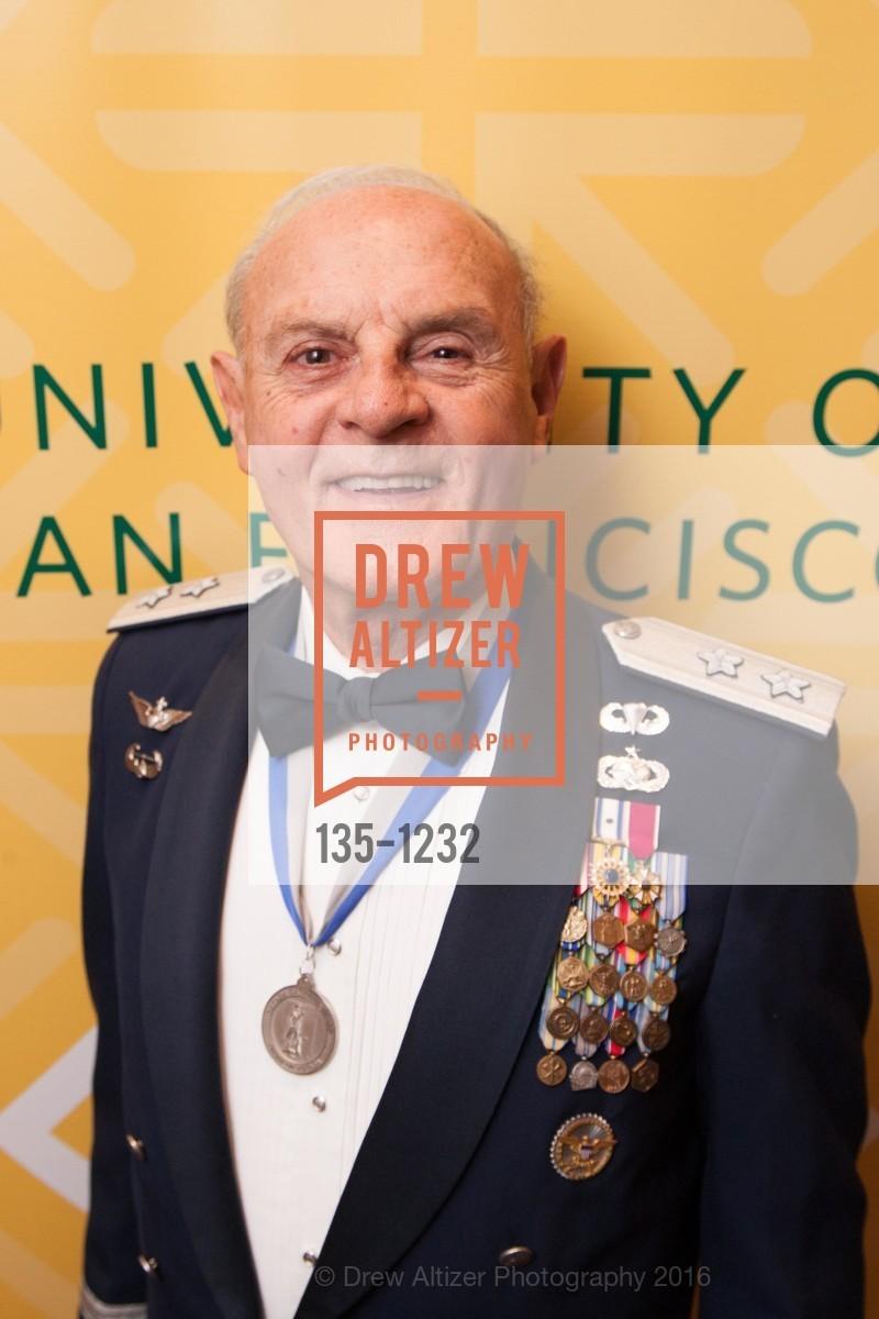 Major General Drennan Tony Clark, Photo #135-1232
