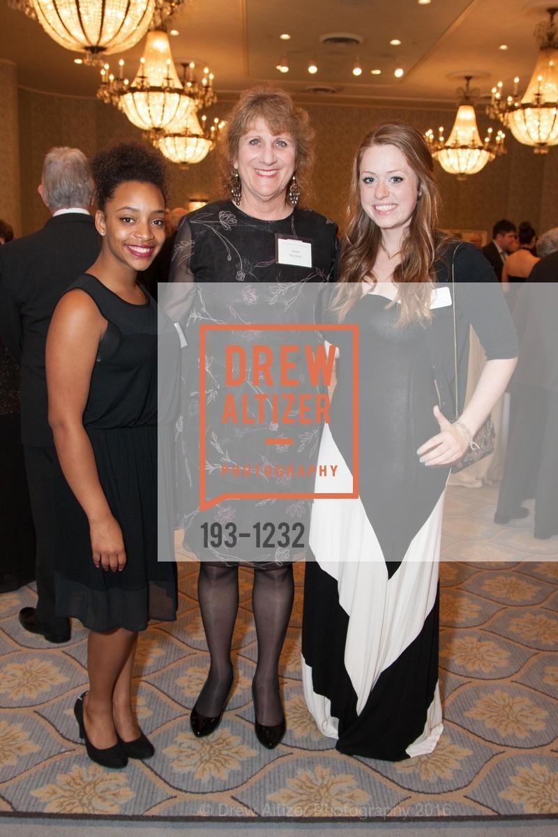Kimmera Wilson, Anne Hextrum, Natalie Gallo, Photo #193-1232