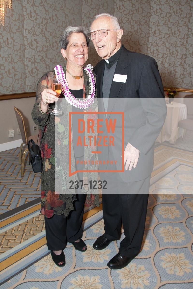 Annette Anton, Father John LoSchiavo, Photo #237-1232