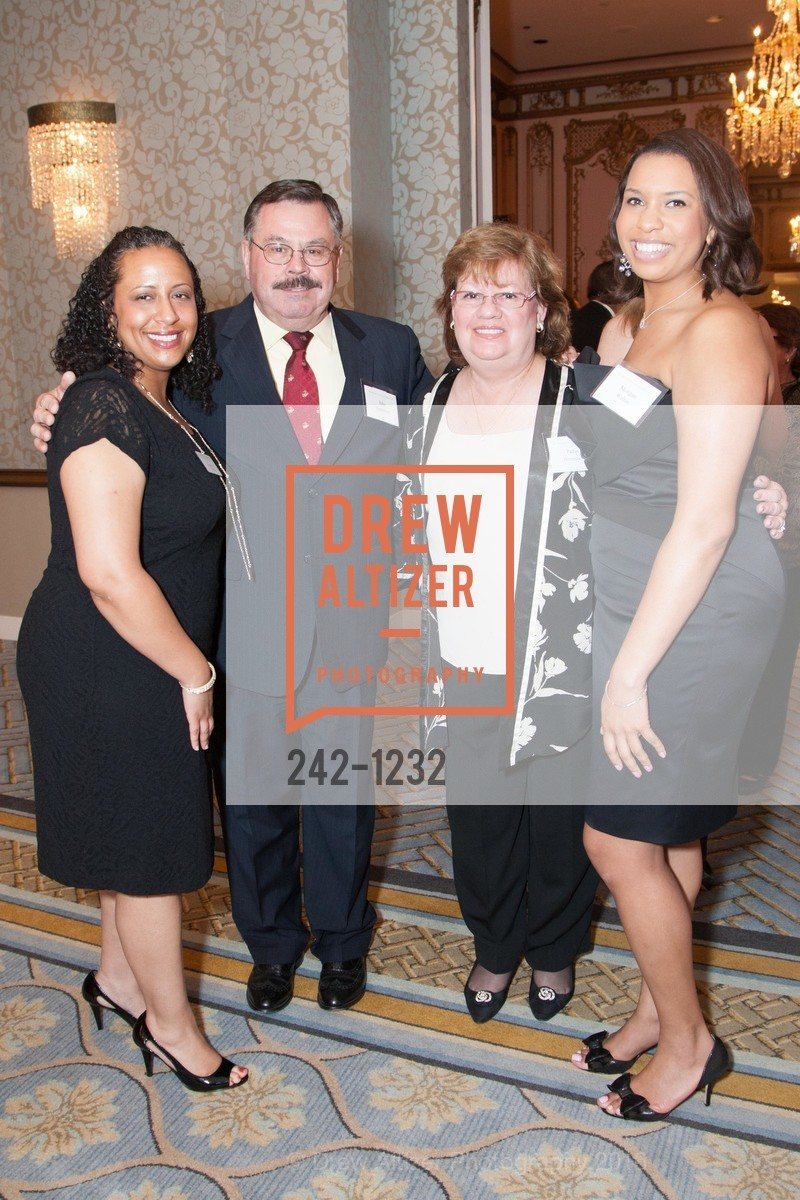 Risha Booker, John Hennessey, Pattie Hennessey, Morgan Walton, Photo #242-1232