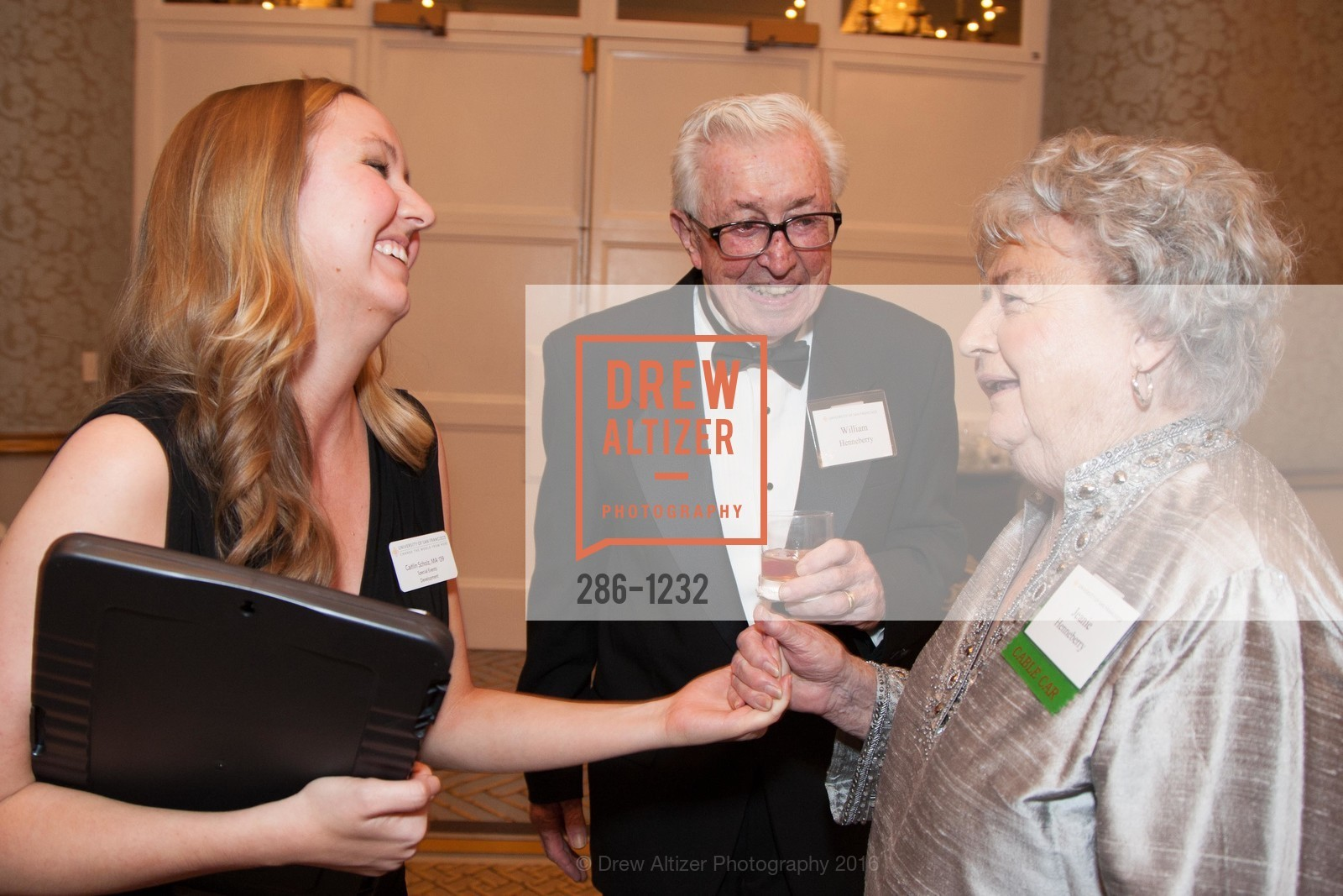 Caitlin Scholz, William Henneberry, Jeanie Henneberry, Photo #286-1232