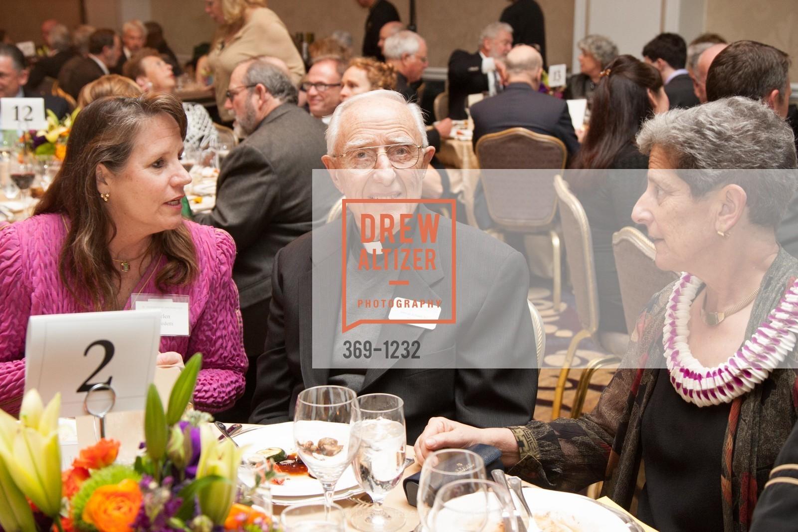 Helen Benedetti, Father John LoSchiavo, Annette Anton, Photo #369-1232