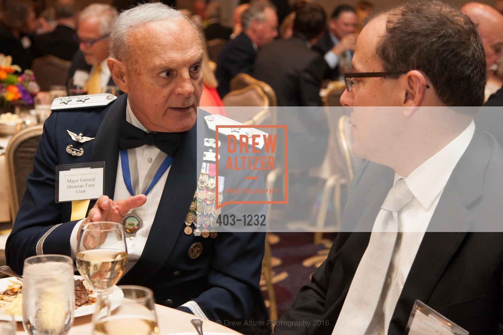 Major General Drennan Tony Clark, Photo #403-1232