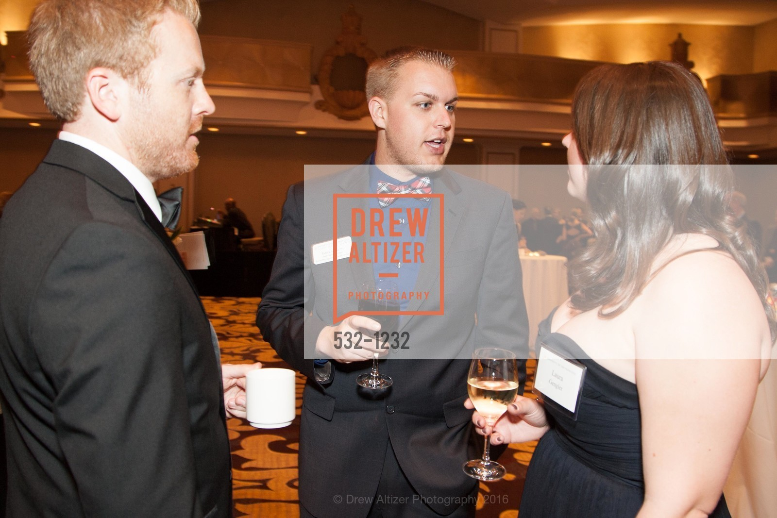 Jay Dillon, Patrick Sudlow, Laura Gengler, Photo #532-1232