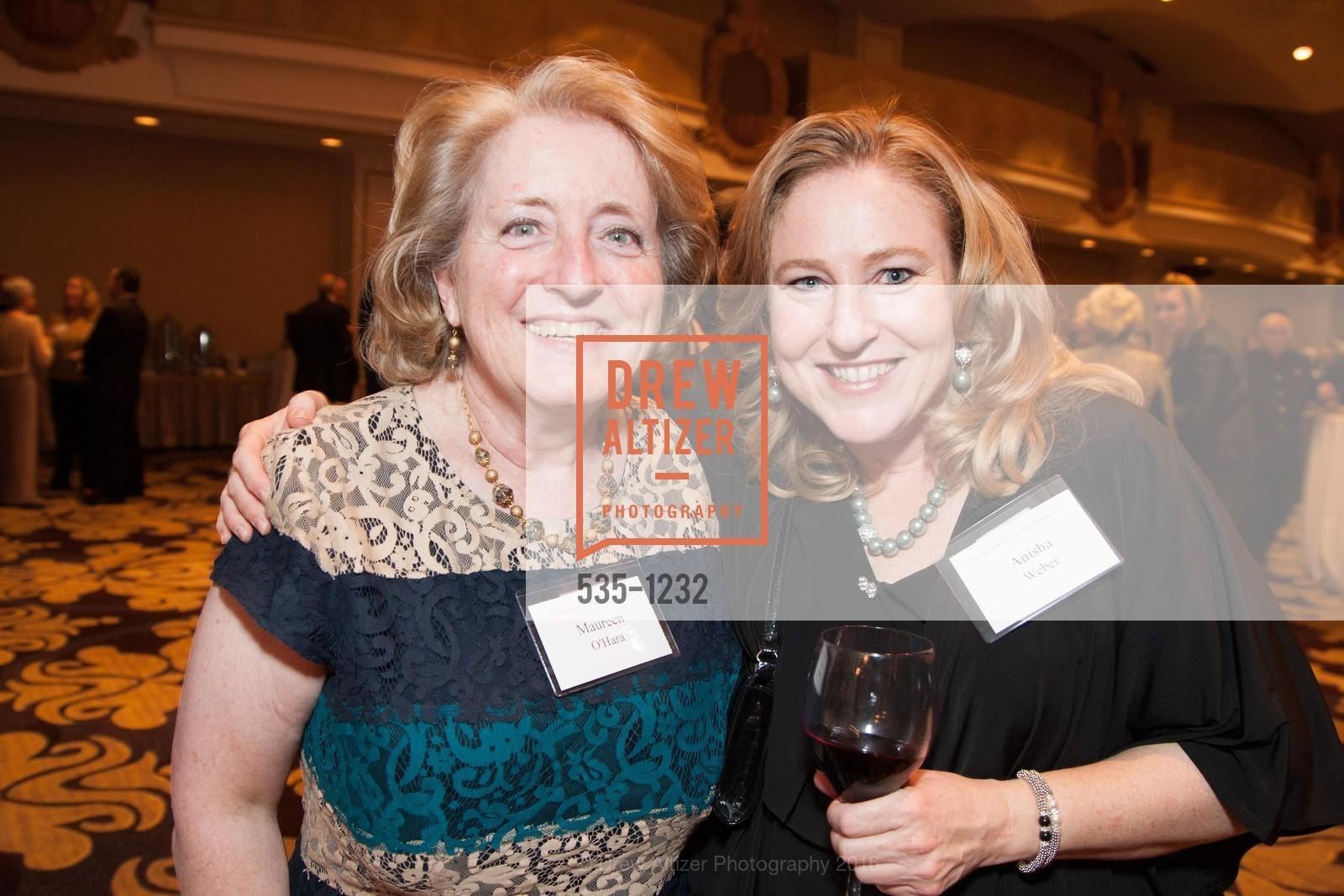 Maureen O'Hara, Anisha Weber, Photo #535-1232