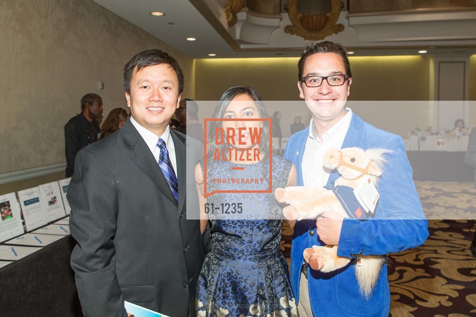 Alan Chang, Nisha Trivedi, Christopher Wiseman, Photo #61-1235