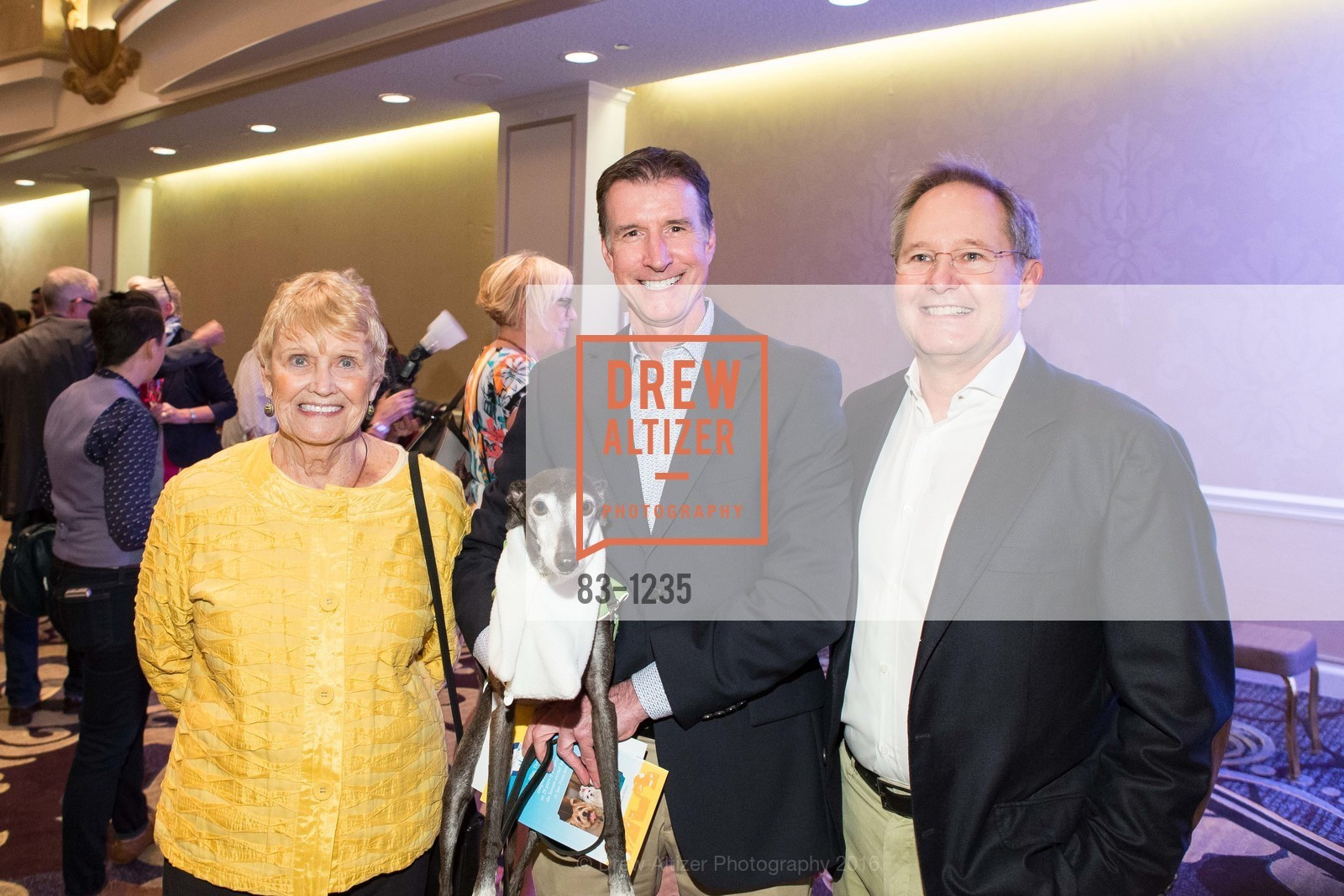 Sheila Lunny, Marty, Peter Lunny, Jonathan Schilling, Photo #83-1235