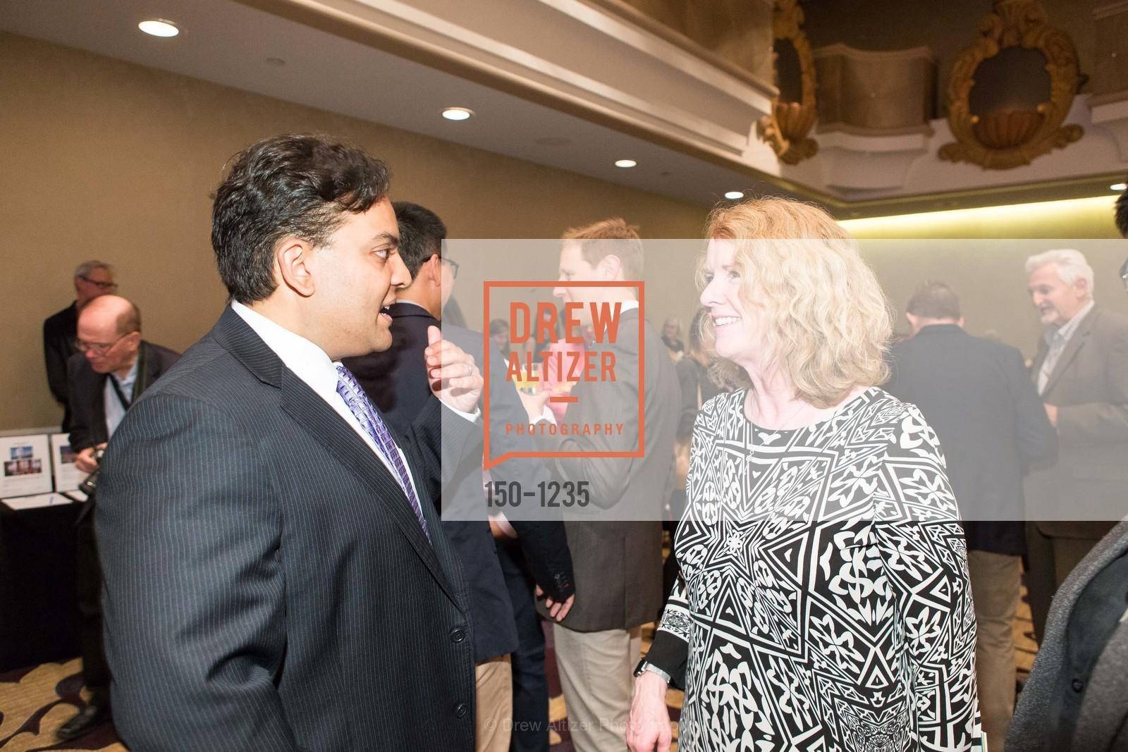 Kaushik Roy, Marian Goodell, Photo #150-1235