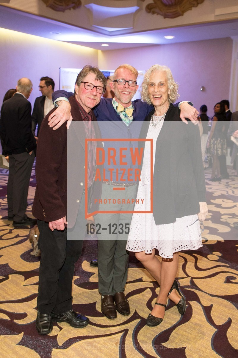 Richard Goldman, Matthew Simmons, Nancy Heck, Photo #162-1235