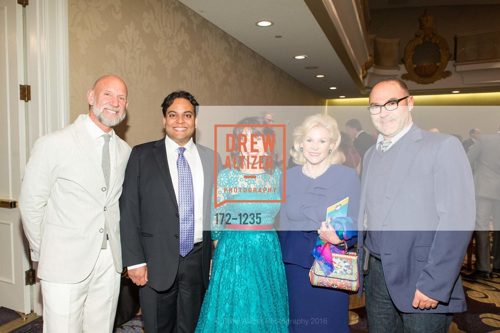 Frank Petkovich, Kaushik Roy, Sherri Franklin, Dede Wilsey, Scott Owens, Photo #172-1235
