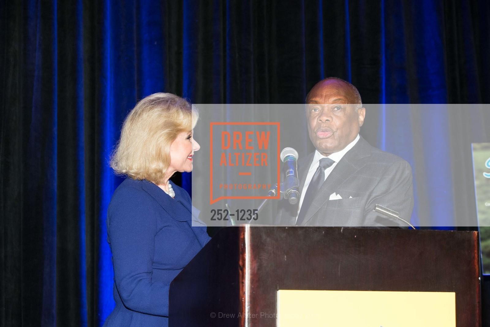 Dede Wilsey, Willie Brown, Photo #252-1235