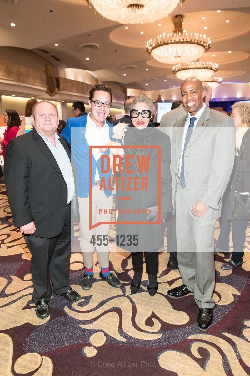 Glenn Michaelson, Christopher Wiseman, Joy Venturi Bianchi, Paul Henderson, Photo #455-1235