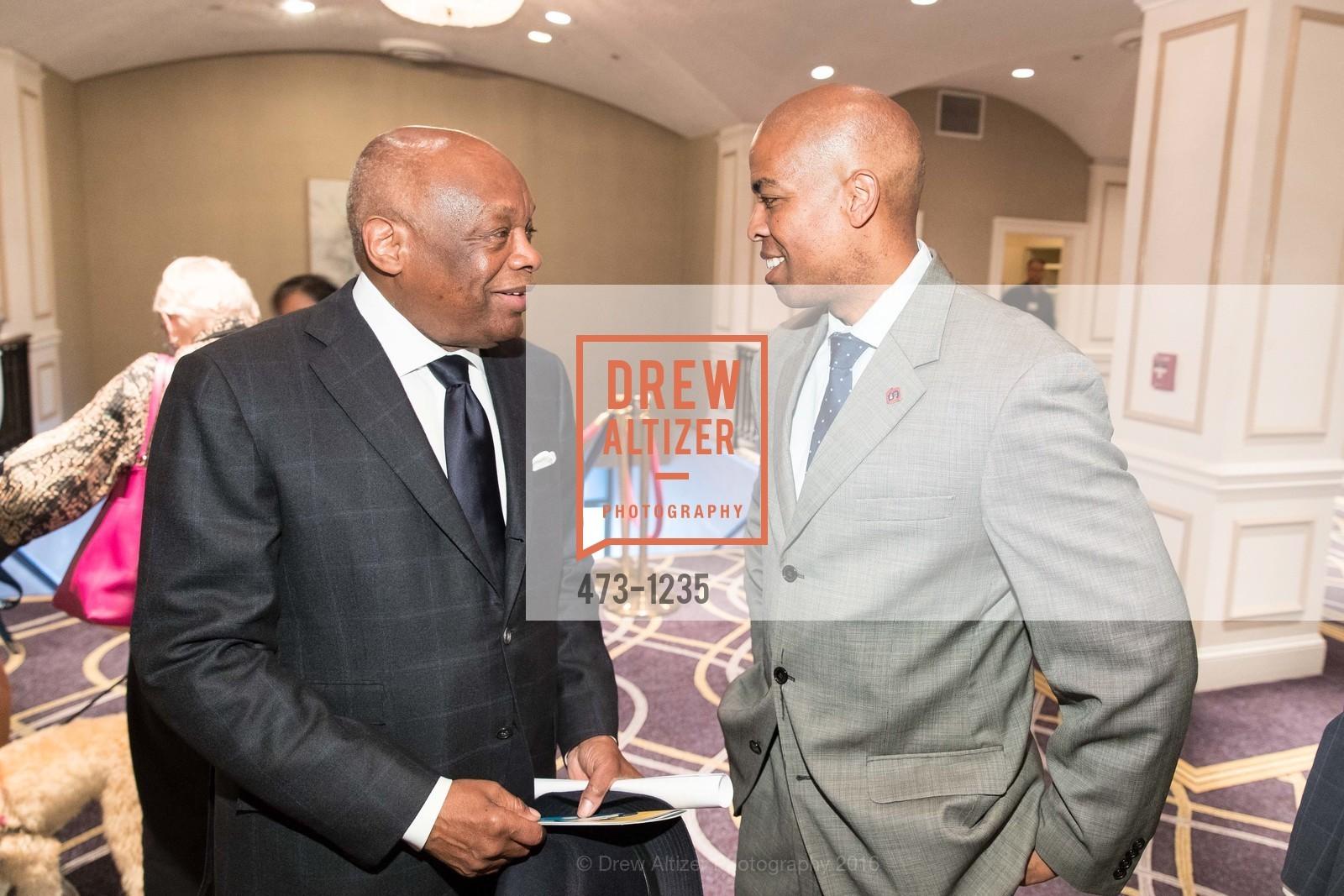 Willie Brown, Paul Henderson, Photo #473-1235