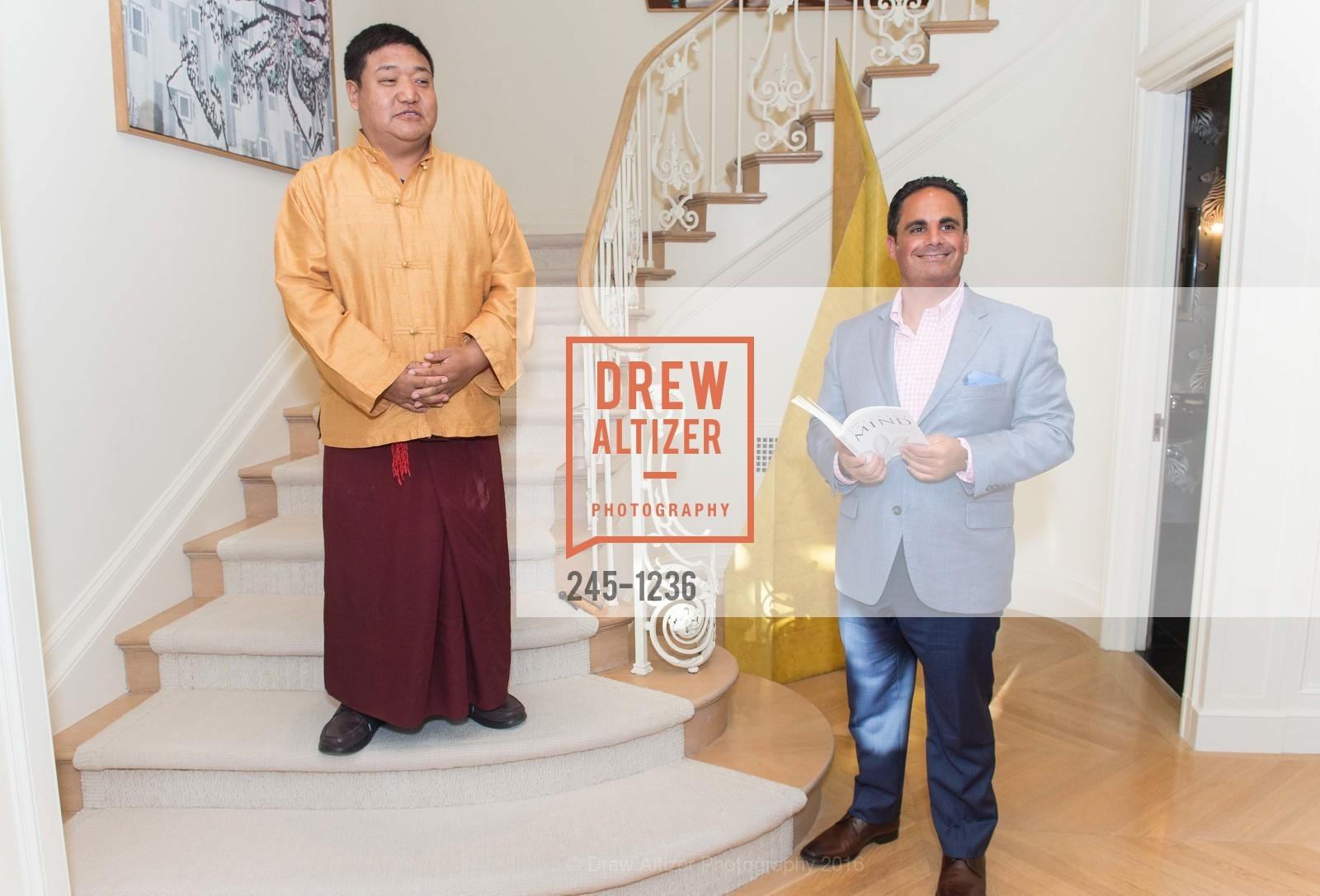 Orgyen Chowang Rinpoche, Paul Lagrotteria, Photo #245-1236