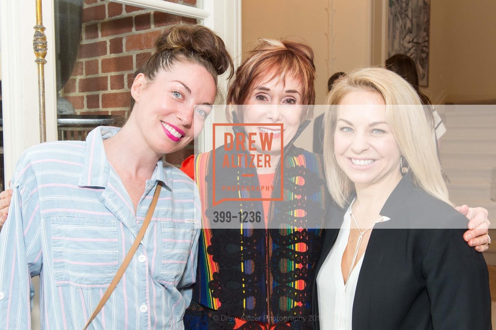 Charley Cohen, Norah Stone, Jennifer Boardman, Photo #399-1236