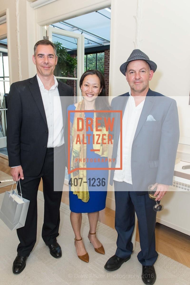 Chris Coumbe, Karen Godine, Josh Hayes, Photo #407-1236