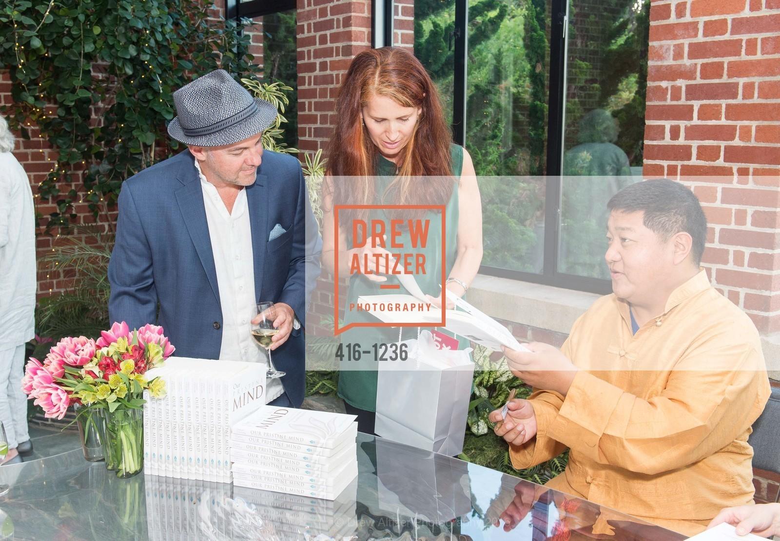 Josh Hayes, Buffy Plante, Orgyen Chowang Rinpoche, Photo #416-1236