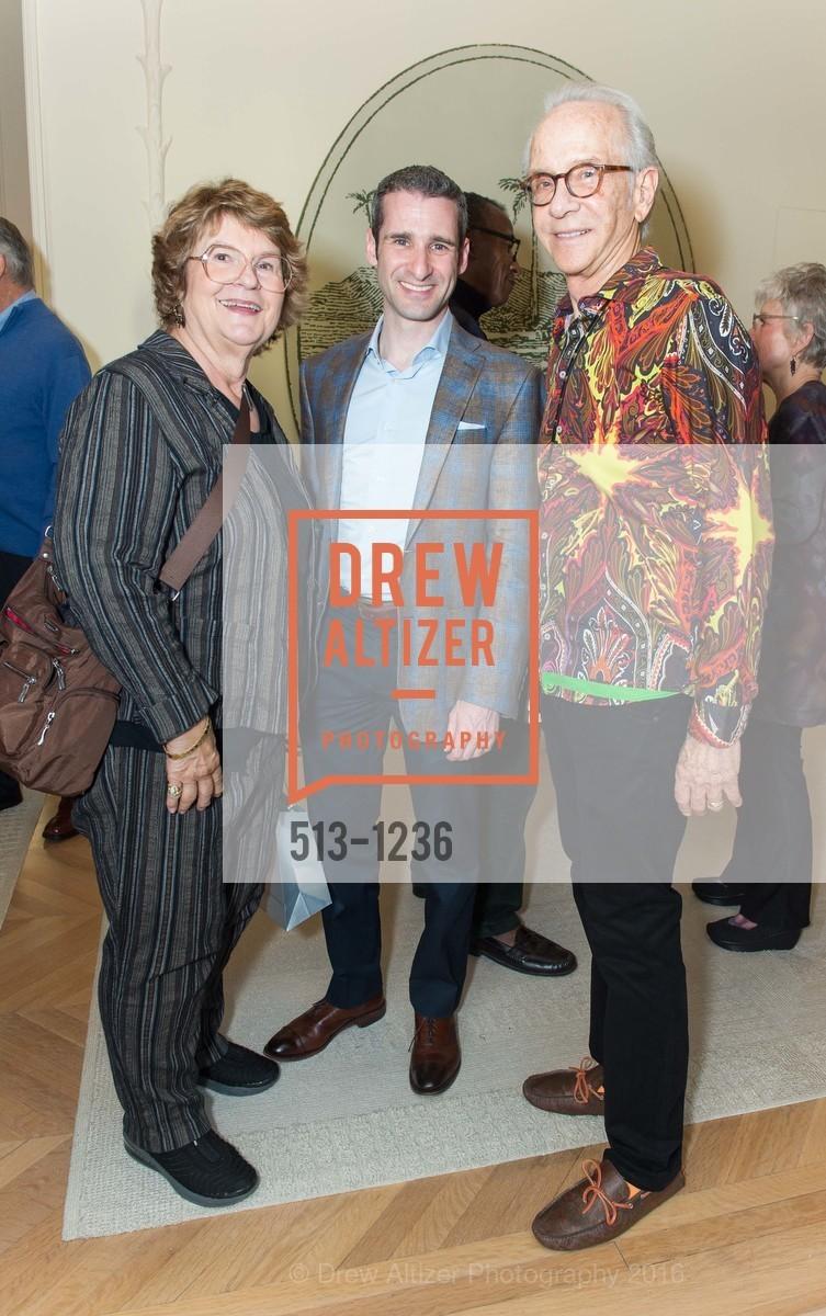 Ann Shadwick, Josh Godine, Norman Stone, Photo #513-1236