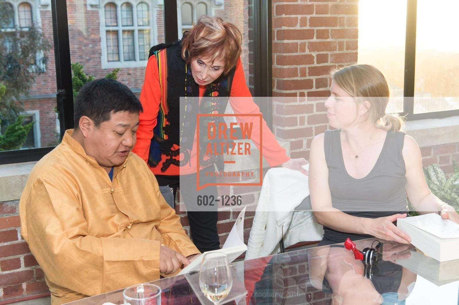 Orgyen Chowang Rinpoche, Norah Stone, Lancey Gandy, Photo #602-1236