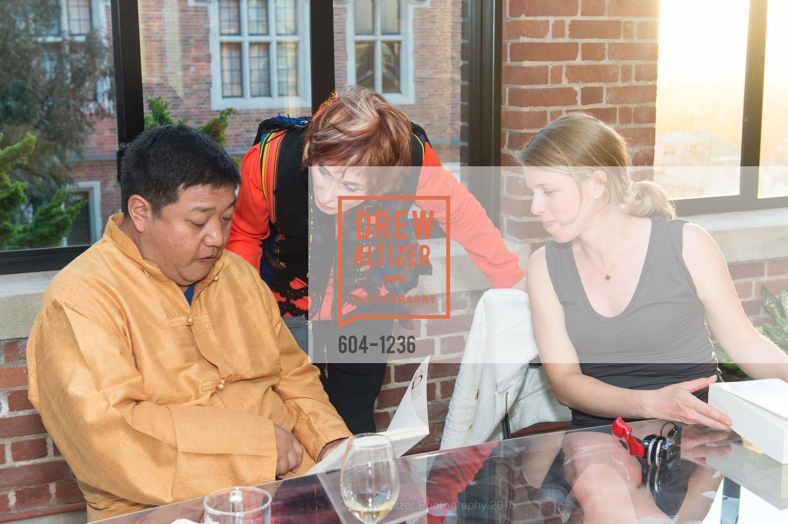 Orgyen Chowang Rinpoche, Norah Stone, Lancey Gandy, Photo #604-1236