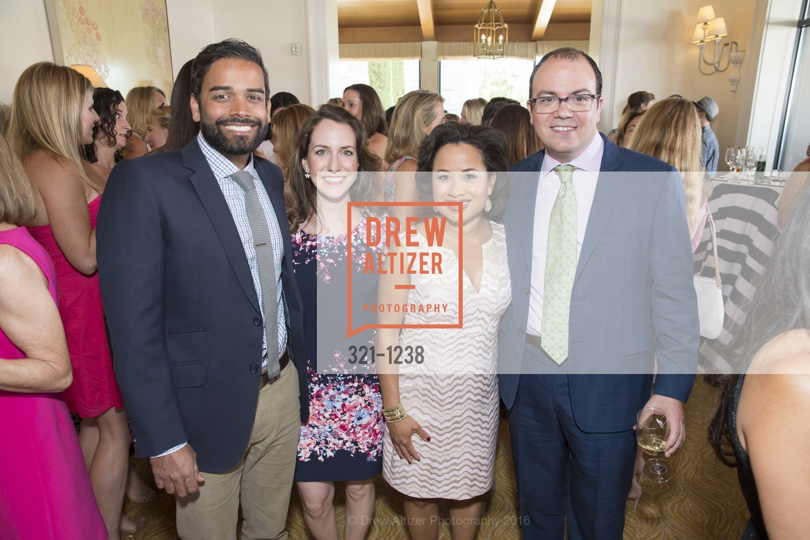 Vishal Sandesara, Tiffany Richardson, Maurisa Potts, Michael Sapienza, Photo #321-1238