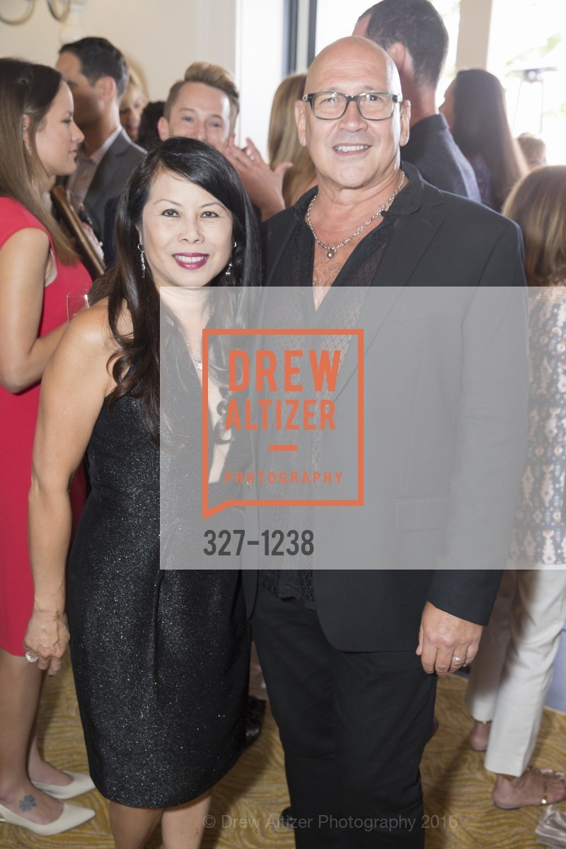 Sharon Seto, Carmen Marc Valvo, Photo #327-1238
