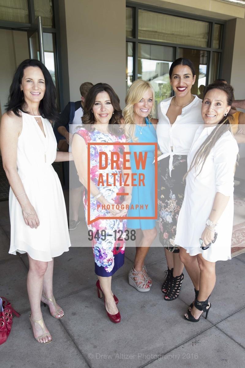 Emmy McCormack, Jessica Aguire, Cathy Baty, Sara Franti, Jayashri Trioto, Photo #949-1238