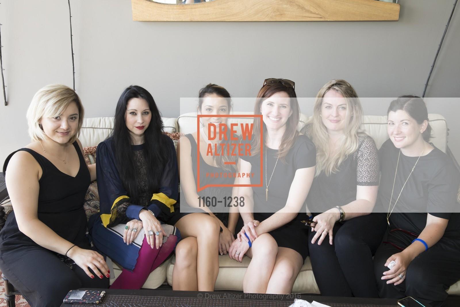 Irma Serrano, Cati Gallardo, Kiana Cuhn, Sarah Roach Henry, Rowena Ritchie, Simone Tracy, Photo #1160-1238