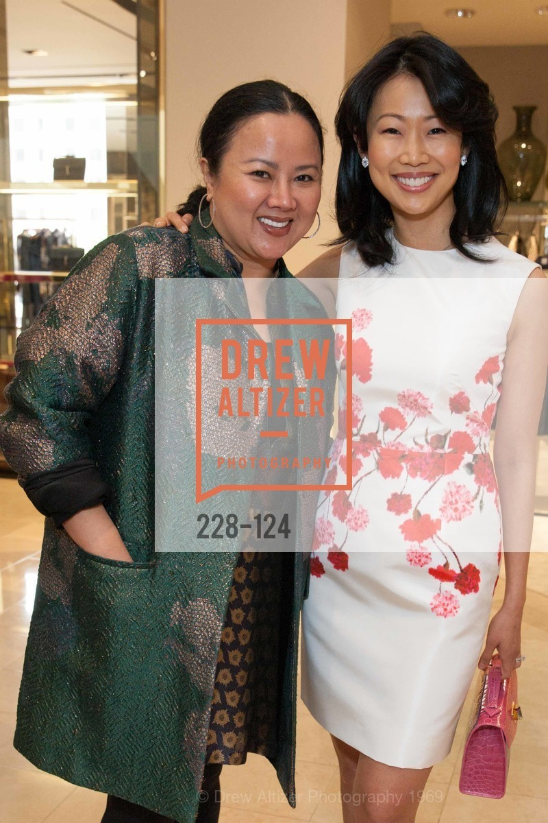 Jamie Wong, Huifen Chan, Saks Fifth Avenue hosts the Peter Copping Personal Appearance, Saks Fifth Ave. 384 Post St, May 20th, 2015,Drew Altizer, Drew Altizer Photography, full-service agency, private events, San Francisco photographer, photographer california