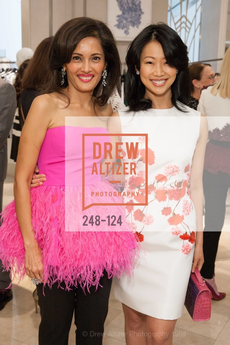 Komal Shah, Huifen Chan, Saks Fifth Avenue hosts the Peter Copping Personal Appearance, Saks Fifth Ave. 384 Post St, May 20th, 2015,Drew Altizer, Drew Altizer Photography, full-service agency, private events, San Francisco photographer, photographer california