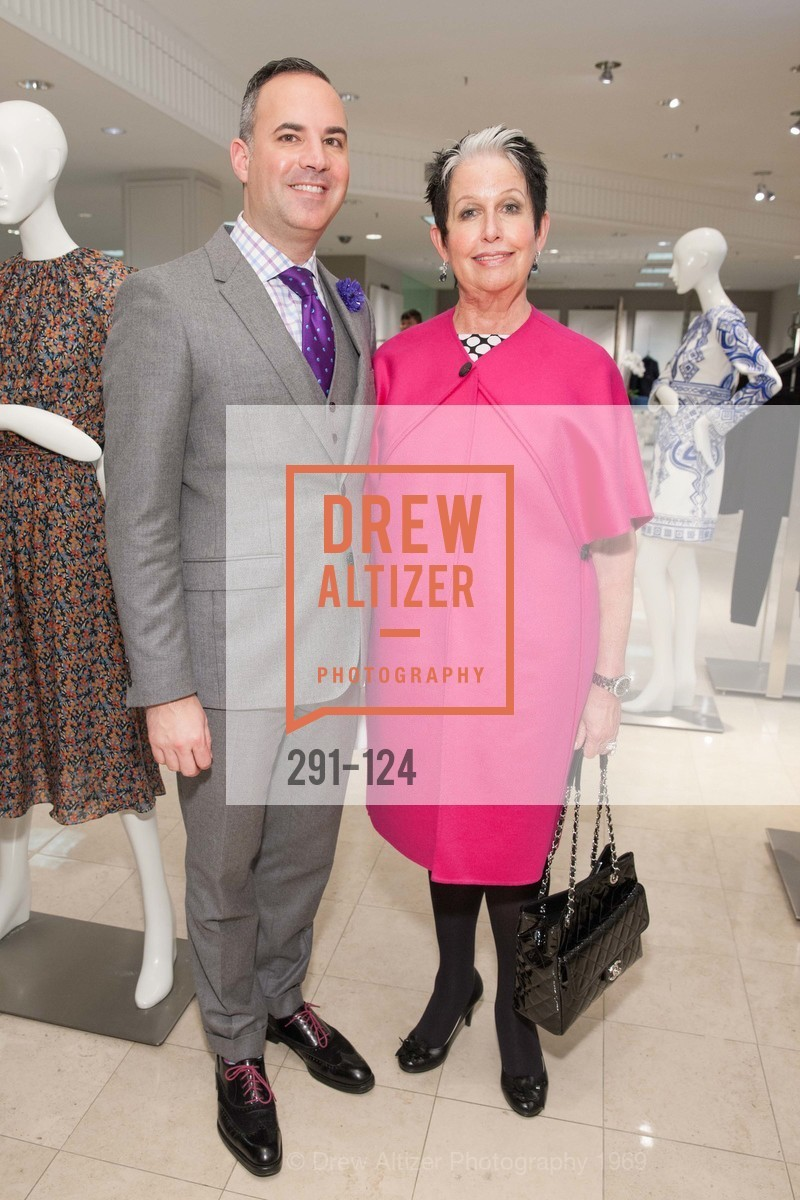 Robert Arnold-Kraft, Karen Kubin, Saks Fifth Avenue hosts the Peter Copping Personal Appearance, Saks Fifth Ave. 384 Post St, May 20th, 2015,Drew Altizer, Drew Altizer Photography, full-service agency, private events, San Francisco photographer, photographer california
