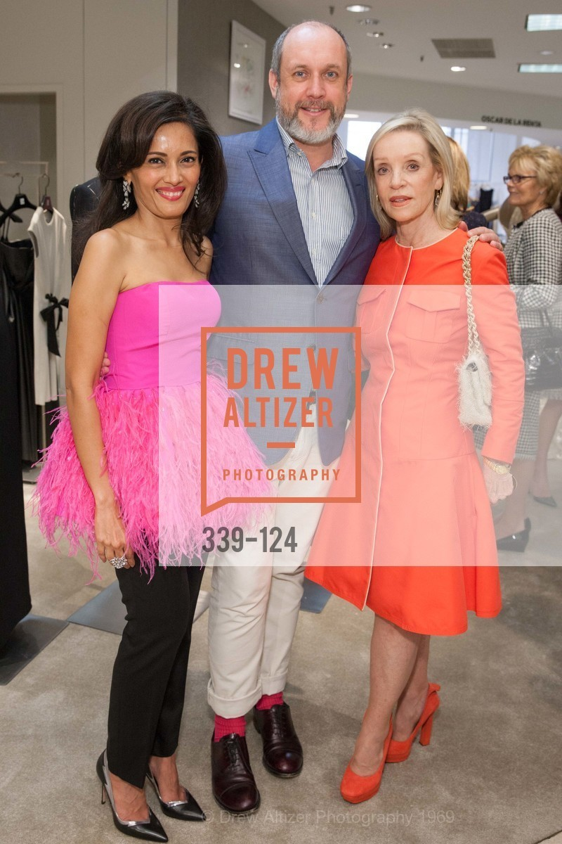 Komal Shah, Peter Copping, Barbara Brown, Saks Fifth Avenue hosts the Peter Copping Personal Appearance, Saks Fifth Ave. 384 Post St, May 20th, 2015,Drew Altizer, Drew Altizer Photography, full-service agency, private events, San Francisco photographer, photographer california