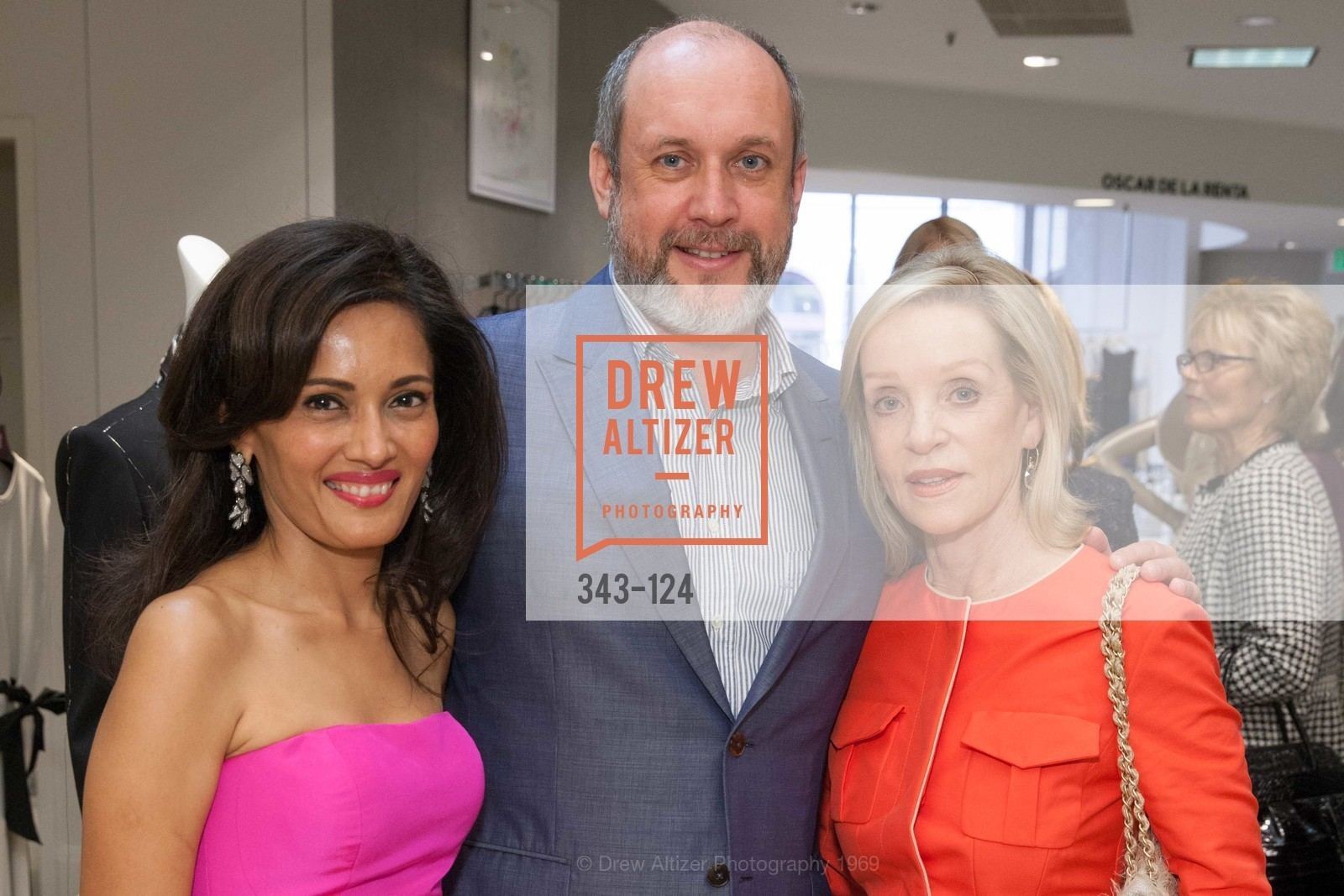 Komal Shah, Peter Copping, Barbara Brown, Saks Fifth Avenue hosts the Peter Copping Personal Appearance, Saks Fifth Ave. 384 Post St, May 20th, 2015,Drew Altizer, Drew Altizer Photography, full-service event agency, private events, San Francisco photographer, photographer California