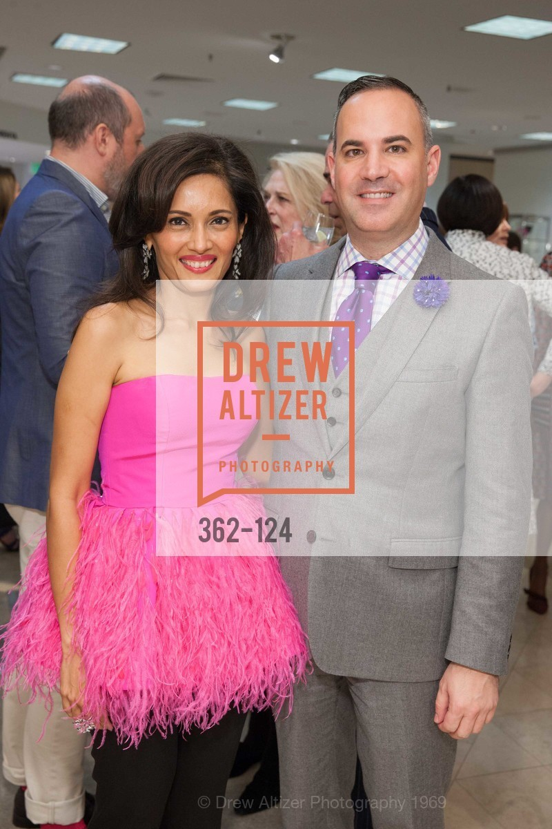 Komal Shah, Robert Arnold-Kraft, Saks Fifth Avenue hosts the Peter Copping Personal Appearance, Saks Fifth Ave. 384 Post St, May 20th, 2015,Drew Altizer, Drew Altizer Photography, full-service event agency, private events, San Francisco photographer, photographer California