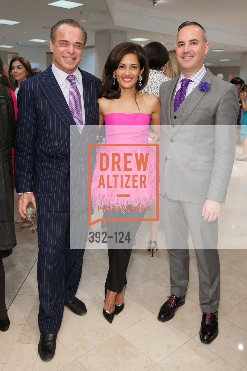 Boaz Mazor, Komal Shah, Robert Arnold-Kraft, Saks Fifth Avenue hosts the Peter Copping Personal Appearance, Saks Fifth Ave. 384 Post St, May 20th, 2015,Drew Altizer, Drew Altizer Photography, full-service agency, private events, San Francisco photographer, photographer california