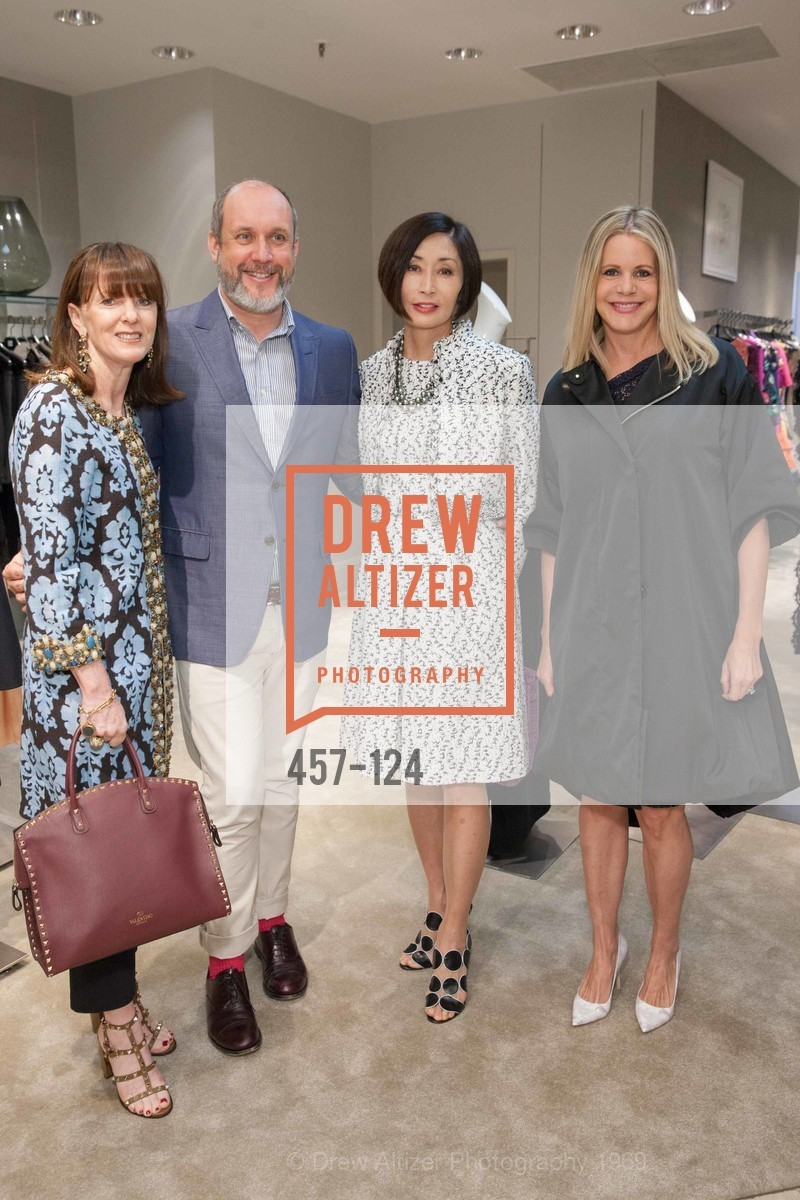 Allison Speer, Peter Copping, Yurie Pascarella, Mary Beth Shimmon, Saks Fifth Avenue hosts the Peter Copping Personal Appearance, Saks Fifth Ave. 384 Post St, May 20th, 2015,Drew Altizer, Drew Altizer Photography, full-service agency, private events, San Francisco photographer, photographer california