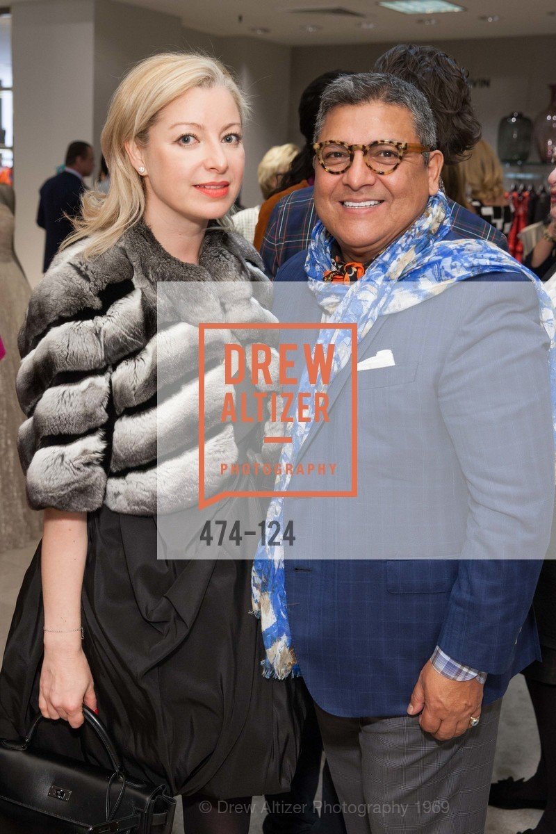 Sonya Molodetskaya, Riccardo Benavides, Saks Fifth Avenue hosts the Peter Copping Personal Appearance, Saks Fifth Ave. 384 Post St, May 20th, 2015,Drew Altizer, Drew Altizer Photography, full-service agency, private events, San Francisco photographer, photographer california