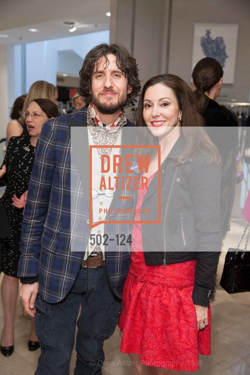 Jacques Tantazes, Mary Beth Lamotte, Saks Fifth Avenue hosts the Peter Copping Personal Appearance, Saks Fifth Ave. 384 Post St, May 20th, 2015,Drew Altizer, Drew Altizer Photography, full-service agency, private events, San Francisco photographer, photographer california