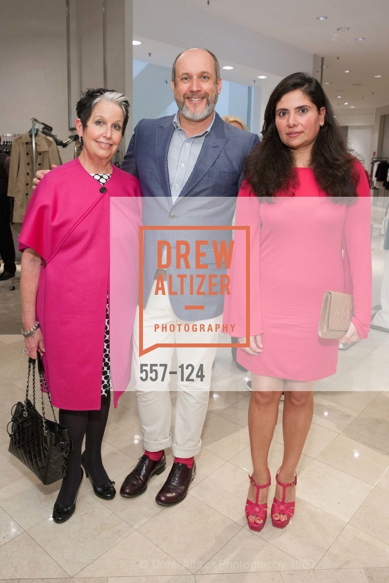 Karen Kubin, Peter Copping, Minal Jethmal, Saks Fifth Avenue hosts the Peter Copping Personal Appearance, Saks Fifth Ave. 384 Post St, May 20th, 2015,Drew Altizer, Drew Altizer Photography, full-service agency, private events, San Francisco photographer, photographer california