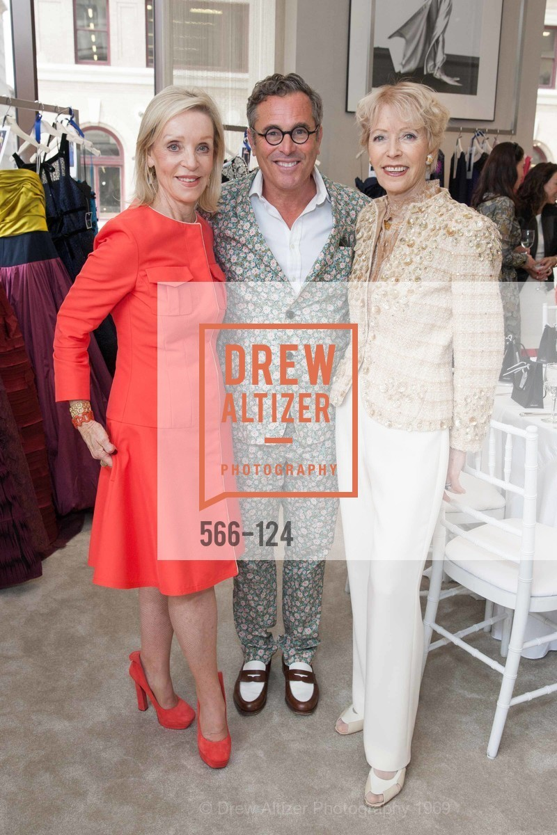 Barbara Brown, Ricky Serbin, Barbara Brookins-schneider, Saks Fifth Avenue hosts the Peter Copping Personal Appearance, Saks Fifth Ave. 384 Post St, May 20th, 2015,Drew Altizer, Drew Altizer Photography, full-service agency, private events, San Francisco photographer, photographer california