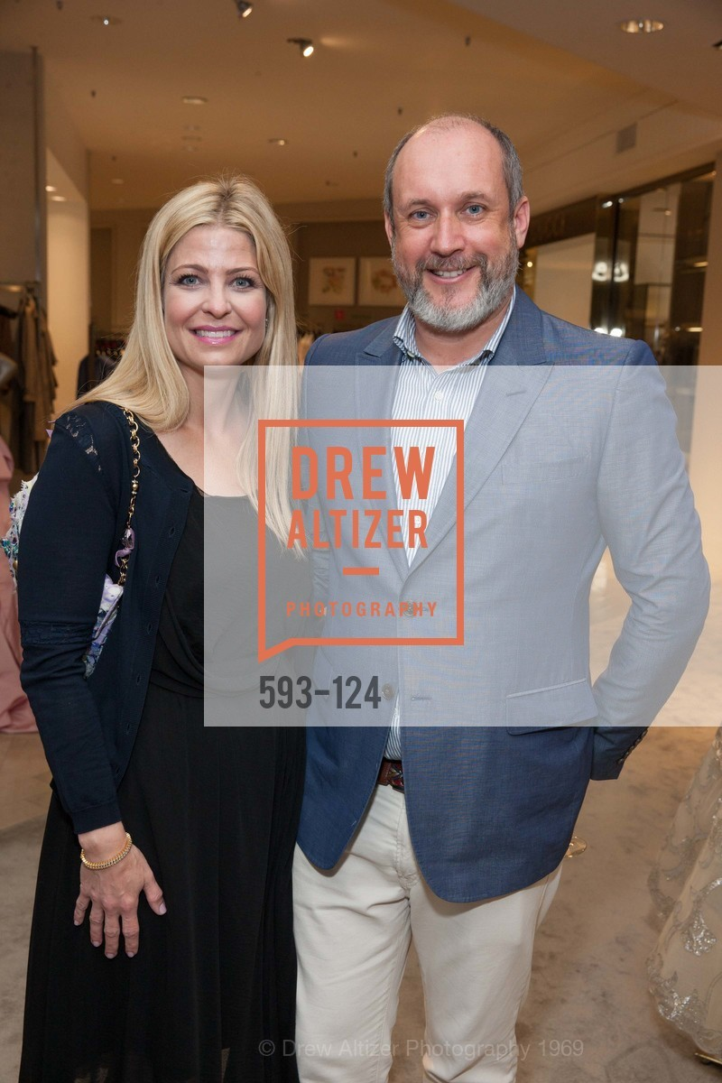 Jenna Hunt, Peter Copping, Saks Fifth Avenue hosts the Peter Copping Personal Appearance, Saks Fifth Ave. 384 Post St, May 20th, 2015