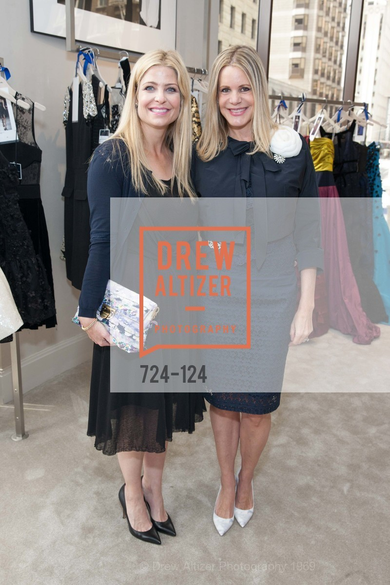 Jenna Hunt, Mary Beth Shimmon, Saks Fifth Avenue hosts the Peter Copping Personal Appearance, Saks Fifth Ave. 384 Post St, May 20th, 2015