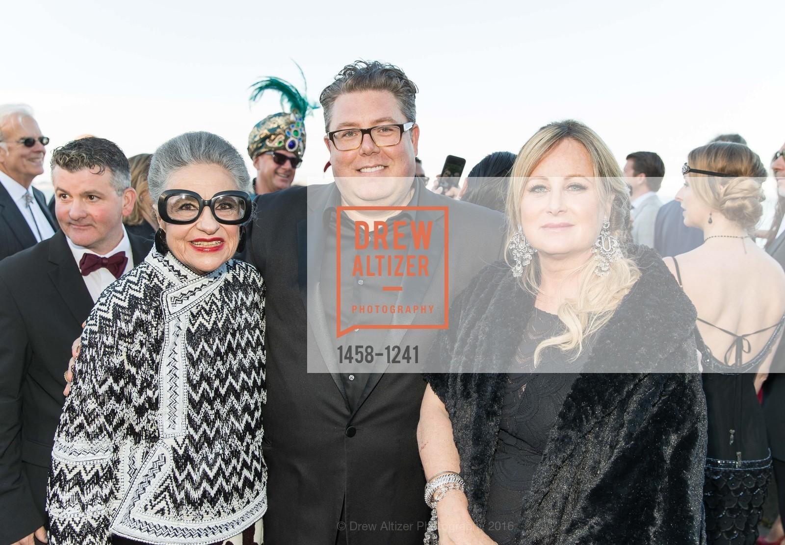 Joy Venturini Bianchi, Clif Loftin, Kelly Stone, Photo #1458-1241