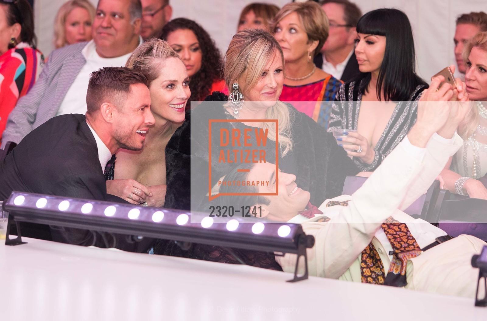 Galen Drever, Sharon Stone, Kelly Stone, Gilles Marini, Photo #2320-1241