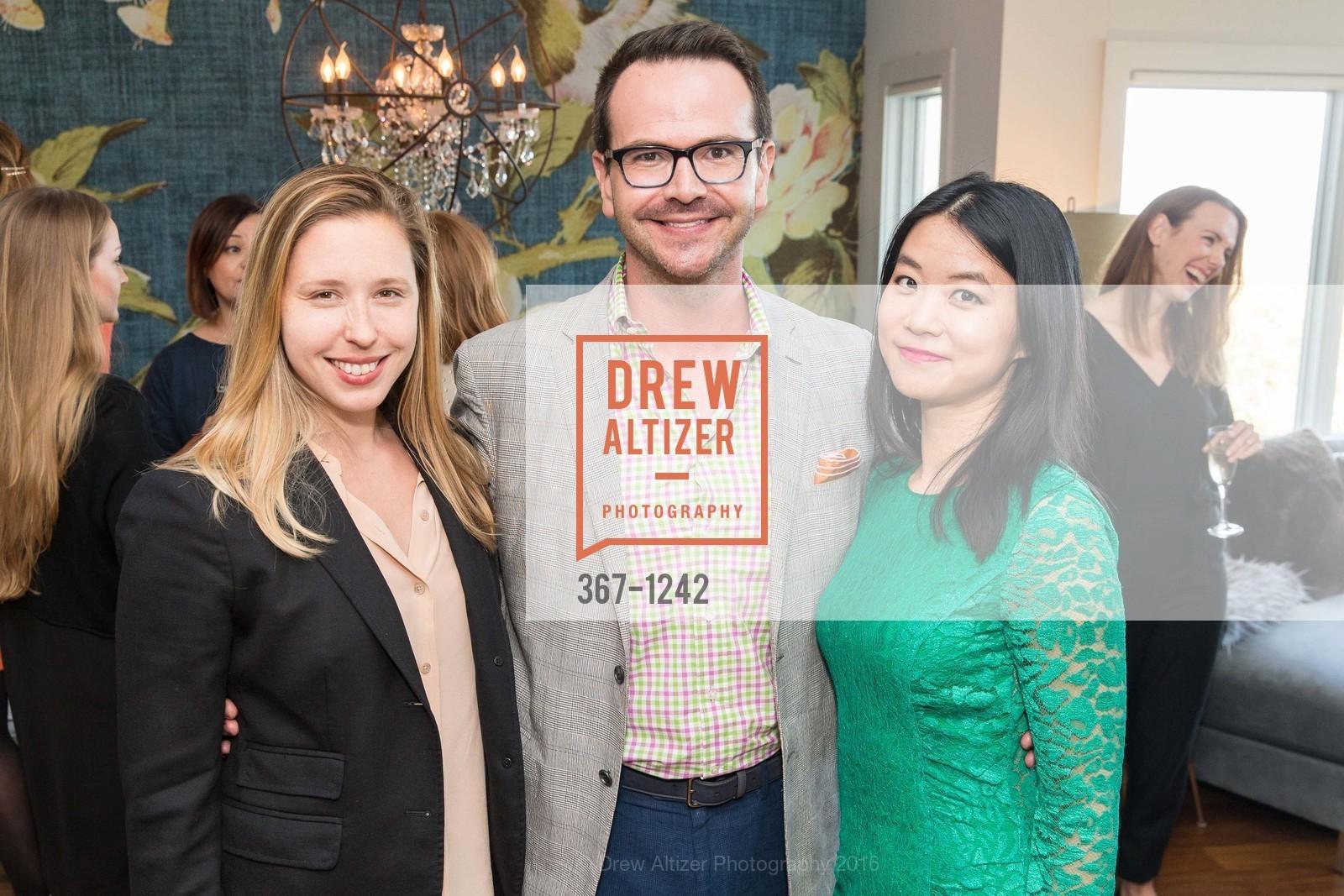 Lauren Murrow, Clyde Johnson, Michelle Lam, Photo #367-1242