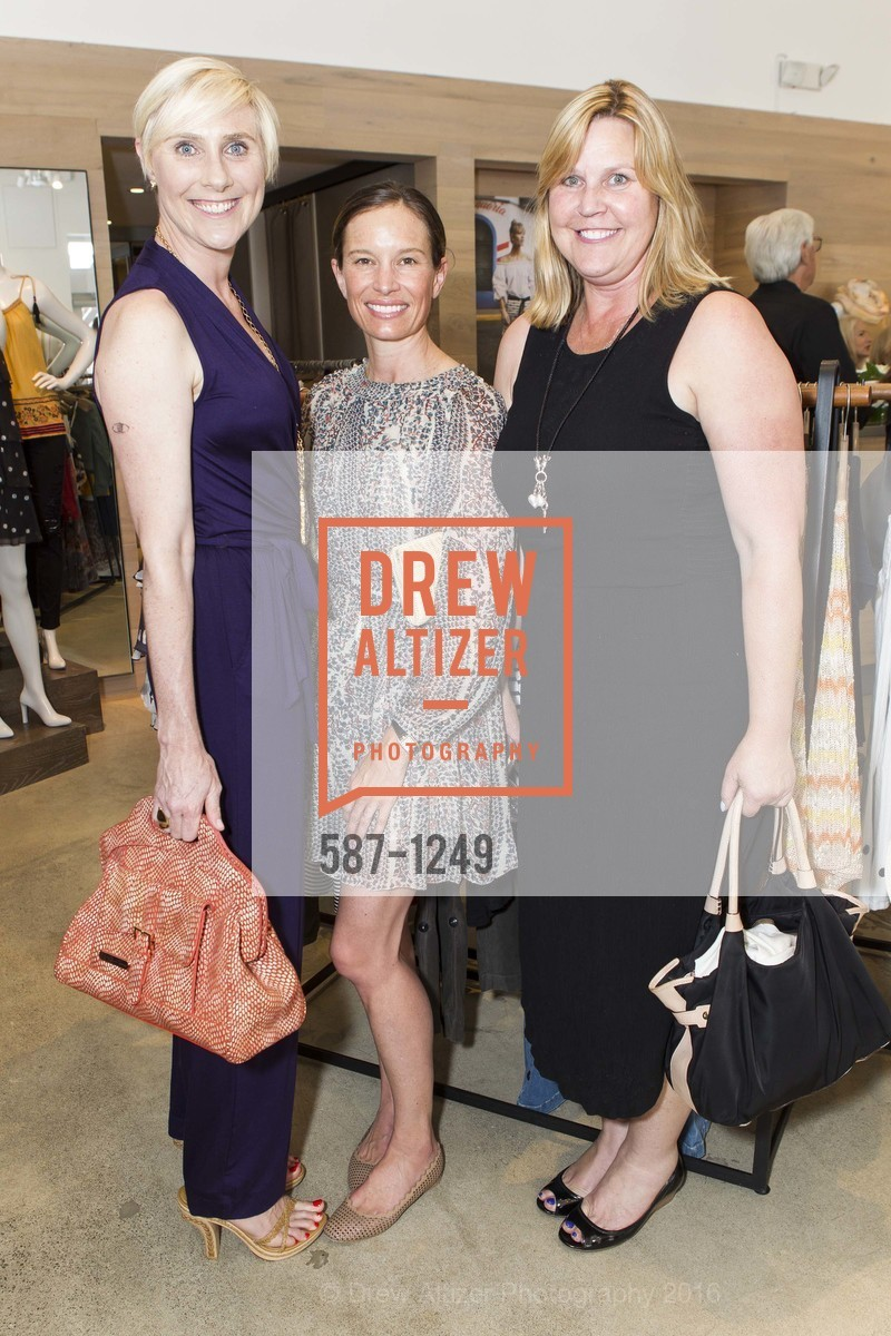 Laura Holmes Haddad, Heather Rosenfield, Amy Hyde, Photo #587-1249