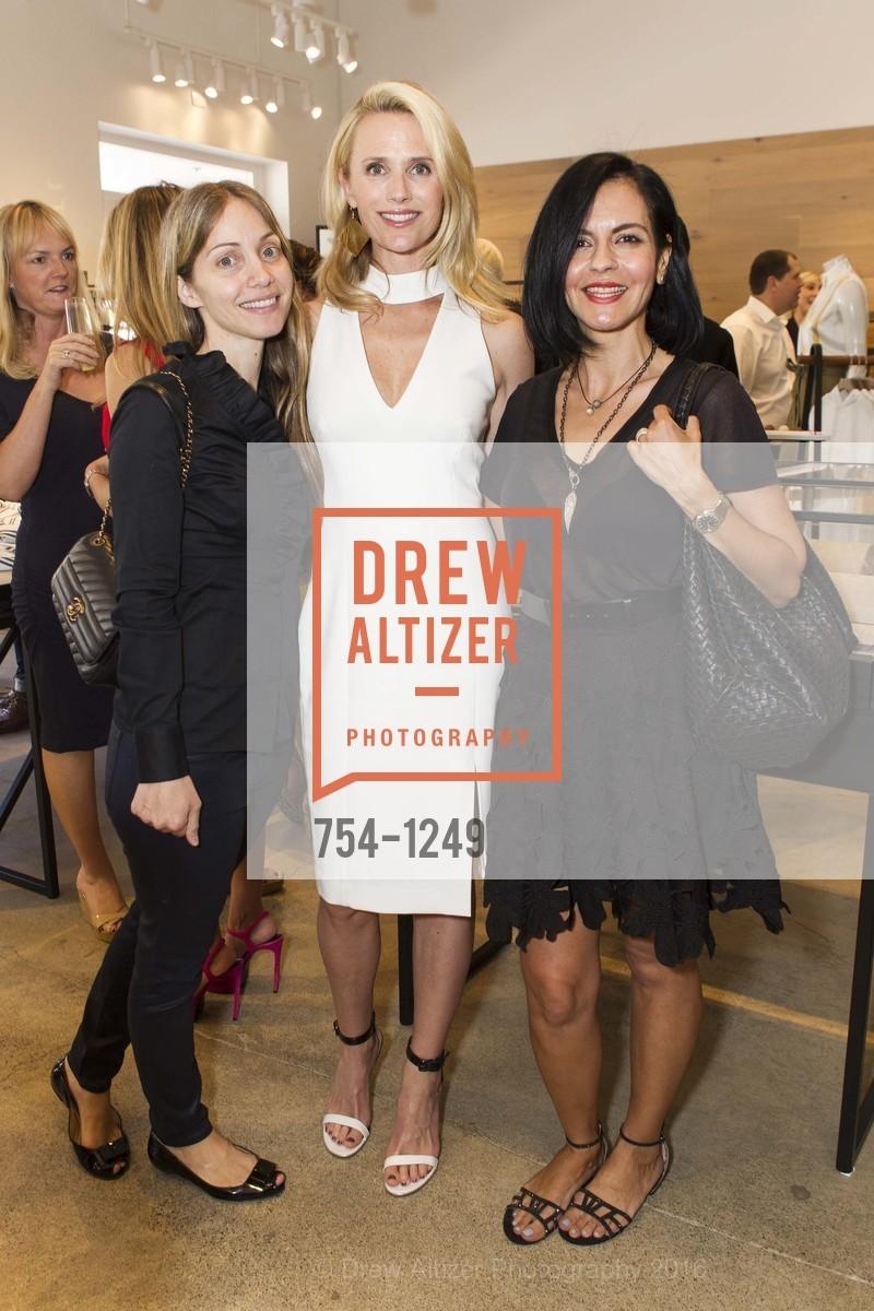 Susan Da Silva, Jennifer Siebel Newsom, Dilara Saatci, Photo #754-1249